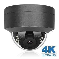 De Veiligheidssystemen Onvif H. 265 kabeltelevisie NVR Kit van Compatible 4K 8CH NVR 8MP Poe IP Camera 4/6/8PCS Kit Outdoor van Hikvision met HDD