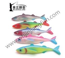 Jj-S-010 твердых мягкая приманка больших рыб и соленой воды используется промысел решения