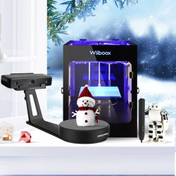 Stampante da tavolino 3D di Fdm di alta precisione di Wiiboox Company 2 della macchina veloce multifunzionale del prototipo