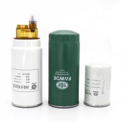 FAW originais peças do veículo com filtro de óleo de Autopeças 1117050de alta qualidade UM81DM