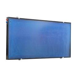 Cor de baixo preço qualidade superior colector solar em aço inoxidável