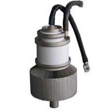 Haute fréquence Vanne de chauffage en céramique de métal d'électrons (FU-834fa)