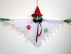 Хэллоуин принадлежности Scarecrow Hangman Хэллоуин реквизит оформление подарков