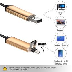 2 في 1 [أوسب] مجواف [480ب] [هد] ثعبان أنبوب و [أندرويد] من [أوسب] [إندوسكبيو] تفتيش آلة تصوير دقيقة لأنّ حاسوب هاتف ذكيّ