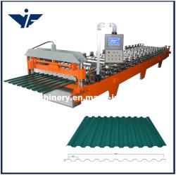 De Tegel die van het Dakwerk van het Blad van Ibr van de Hoge snelheid van de Kwaliteit van Taiwan Vormt Machine Rolling