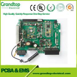 Carte de circuit imprimé recto avec plaqué or sélectif 50 Micro pouces