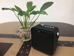 Mini haut-parleur sans fil haut-parleur Bluetooth mains libres Haut-parleur portable caisse avec micro intégré, support USB/TF carte de jouer