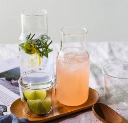 붕규산 유리 차 Pot&Cup 도매 세트