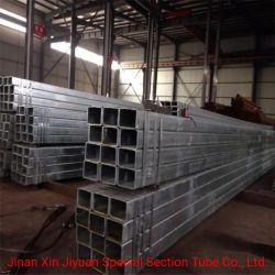 50*70*2.0mm quadratisches Stahlgefäß-Material und kundenspezifisches Rahmen-Farben-Ausgangsgymnastik-Gerät