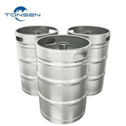 Euro barile della birra alla spina dell'acciaio inossidabile 30L da vendere