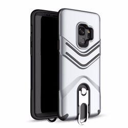 La cassa Shockproof del telefono di sublimazione per la galassia S9 di Samsung dimagrisce il coperchio