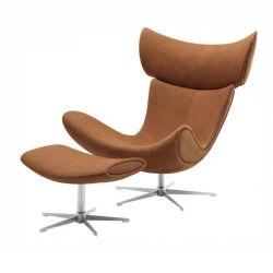 Un design moderne salle de séjour Meubles Imola fauteuil avec pouf
