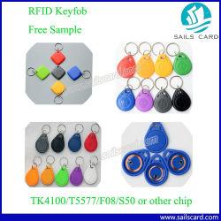 مفاتيح إلغاء الحريق EV1 4K ISO14443A RFID لنظام الإنذار