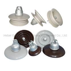 Hochspannungszeile Porzellan-Isolierung