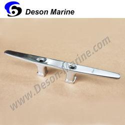 Marine Marinhas de hardware em aço inoxidável Deck de barco de grampo de amarração