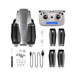 Box Package Sg907 GPS Foldable Drone 5g 1080P HD Cameraの4軸線反Shake Gimbal RC Drone Quadcopter Racing Brushless Motor Droneのための2020新しいToy
