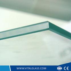 Un grade de 3mm-19mm verre flotté clair/Auto four à verre