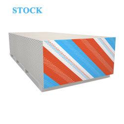 Tejido flexible Paperfaced placas de techo de yeso de alta calidad