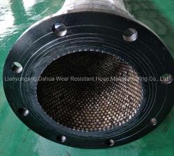 Directa de Fábrica de Aceite de retorno de agua de alta calidad de la manguera de cerámica de goma flexible de alambre de acero Wear-Resistant aislamiento de la manguera de cerámica