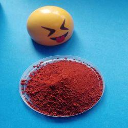Polvere rossa dell'ossido di ferro del pigmento del rivestimento decorativo CAS1332-37-2
