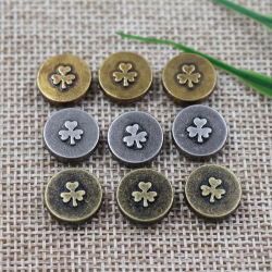 卸し売りハードウェアのアクセサリは合金の金属の衣類のスタッドおよびリベットをAntique