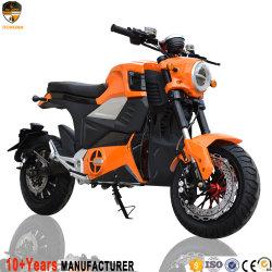 2020 EEC Coc L1e L3e новая конструкция электрический мотоцикл 4 квт центральной двигателя