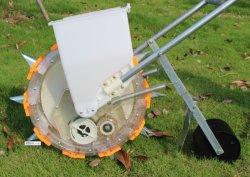Siembra de maíz de empuje Manual máquina sembradora de la sembradora