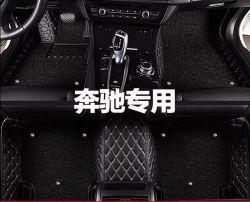 Stuoie del piede del pavimento di moquette delle stuoie dell'automobile dell'insieme completo XPE/Leather 5D per tutti i modelli dell'automobile
