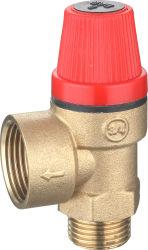 남성 및 태양 온수기 (a. 0233)를 위한 여성 1/2 온도 및 압력 기복 안전 밸브