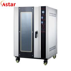 Comercial Astar horno horno de convección de aire de acero inoxidable con puerta de vidrio resistente al calor