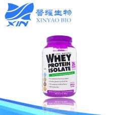 Nutrizione del Bluebonnet, isolato naturale del proteina del siero di 100%, sapore originale naturale, 2.2 libbre (992 g)