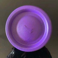 Фиолетовый литьевого формования пластика из пеноматериала EVA собака животные игрушки