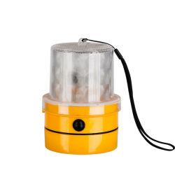 Сильный магнит автомобиль светодиодный индикатор мигает сигнальная лампа стробоскоп светодиодный индикатор