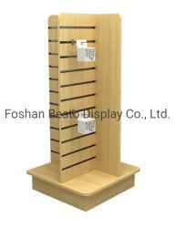 2021 Neueste Mode Stil Kosmetik-Racks Skincare Regale Holz Storge Stand Metall Kosmetik-Display-Rack für Kosmetikgeschäfte