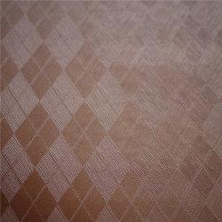 PU em PVC para sofás de couro de tipos de tecidos de revestimento de móveis