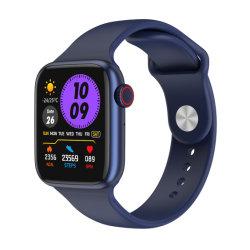 Rg9h 1,75inch Touchscreen Sport Smart Armband Digital Geschenk Handgelenk Uhr mit Blut Sauerstoff Blutdruck EKG Herzfrequenz Körper Temperatur