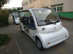8 مقاعد سيارة كهربائية تستخدم في الملاهي المصنوعة من داخل الصين