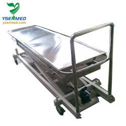 Yssjt-1c Krankenhaus Customized Electric Leichenwagen höhenverstellbaren Tisch