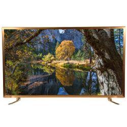 جهاز تلفزيون LED ذكي قليل السمك بحجم 52 بوصة بتقنية FHD للمنزل و الفندق