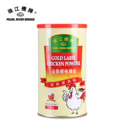 Gold Label куриного порошка 1 кг Pearl River Bridge марки приправу порошок