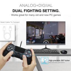 Nouvelle console de jeu PS4 de la poignée à 6 axes Encens USB Insérer Gameboy Slim Bluetooth Consoles de jeux vidéo de l'hôte