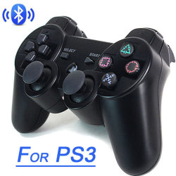 وحدة تحكم Bluetooth اللاسلكية لـ Sony PS3 Gamepad لمحطة اللعب 3 عصا تحكم لاسلكية لجهاز Playstation 3 من سوني مع التحكم في جهاز الكمبيوتر