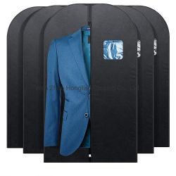 Borsa di copertura in tessuto PP non tessuto traspirante di alta qualità Con finestra Pvclear