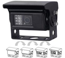 자동 셔터 백업 카메라, 쓰레기 트럭용 방수 IP69K