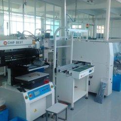 SMT PCB 스크린 프린터 솔더 붙여넣기 스텐실 인쇄 기계 공장 동구안 시