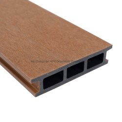 Diseñado 100% reciclado pisos de madera cubiertas compuestas Alfresco Tablón