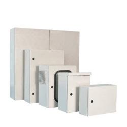 IP66 schede per pannello di controllo impermeabili con montaggio libero e personalizzato per esterni Contenitore elettrico in acciaio metallico