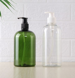 10ml-1000ml Pet Higienizador lado Sprayer garrafas plásticas recicladas com bombas Pulverizador tampas flip