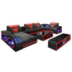 غرفة معيشة ذات سرير أريكة وأثاث غرفة معيشة ذو أريكة يمكن تحويلها إلى سرير (G8046)