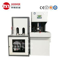 Macchina saltata animale domestico pesante semiautomatico dello stampaggio ad iniezione della pellicola della bottiglia dell'acciaio inossidabile